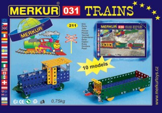 MERKUR 031 TRAINS